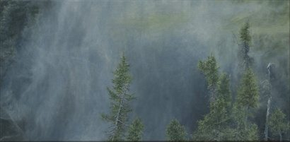 """Valley Mist 2"" by Shawn McNevin."