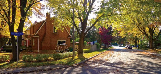 20 Best Neighbourhoods: Families