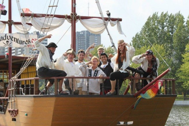 Pirate Adventures joins forces with Ottawa StoryTellers for Stories at Sea.
