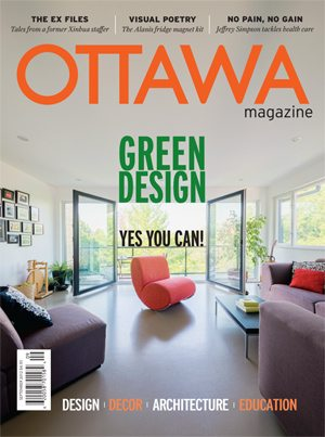 September 2012 Issue on Newsstands August 23 | Ottawa Magazine