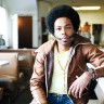 Alex Cuba and his band play music that reflects both Latin and African influences, with a mix of funk, jazz, and pop thrown in for good measure. Photo by Christina Woerns.
