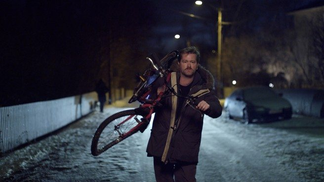 A still from the film, Inn i mørket (Into the Dark), a Norwegian drama being shown at Bright Nights: 4th annual Baltic and Nordic film festival (February 1-12)