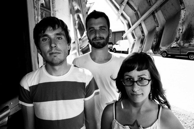 Lemuria, a garage/punk band from the 'lost continent' of Buffalo, N.Y. plays at House of Targ on