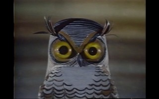 Folksong Fantasy, 1951, film still from Who Killed Cock Robin, National Film Board of Canada