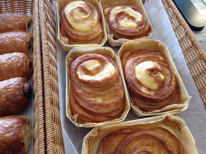 Kouign Amann. Photo by Anne DesBrisay