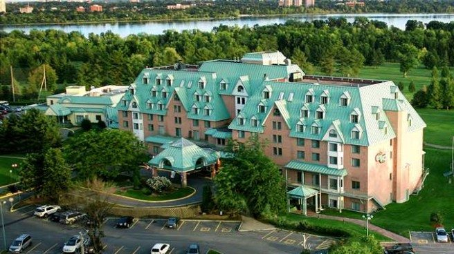The Doubletree by Hilton in Gatineau